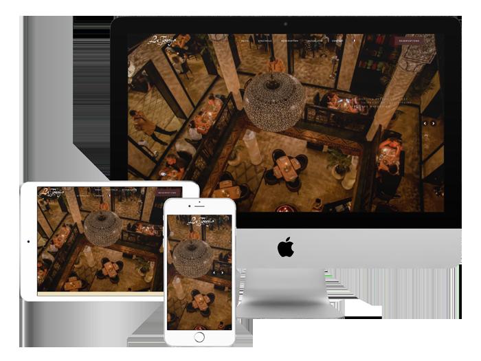 Agence communication maroc - Création de video publicitaire restaurant
